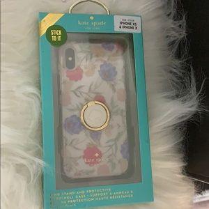 iPhone XS & iPhone X case